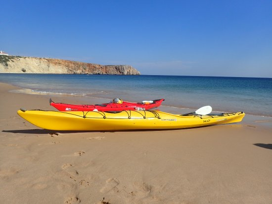 ‪Sea Kayaking Sagres‬