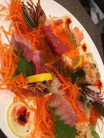 Kennesaw, GA: Ru San's Sashimi Assortment