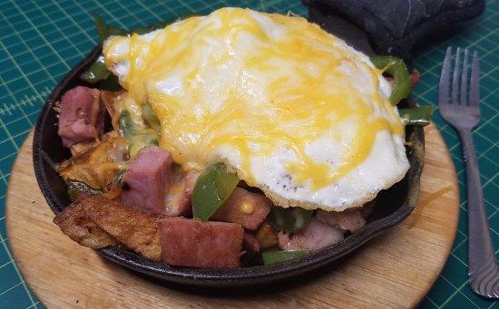 Crestview, FL: A delicious Breakfast Skillet!