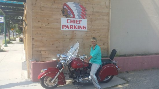 Cascade, Айдахо: Remington's Chief