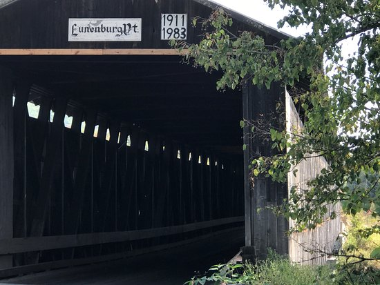 ‪Mt Orne Covered Bridge‬