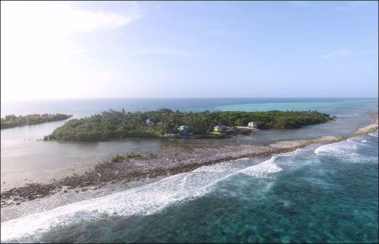 Glovers Reef Atoll foto