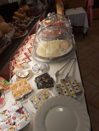 Keszi Panzio : Breakfast