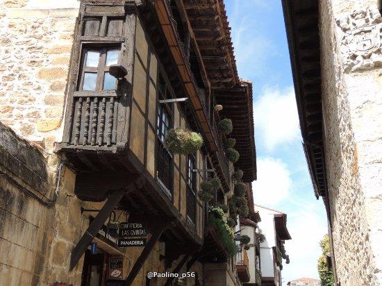 Calle de Juan Infante: particolari