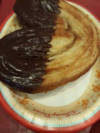 Les Halles Boulangerie Patisserie: delicioso!