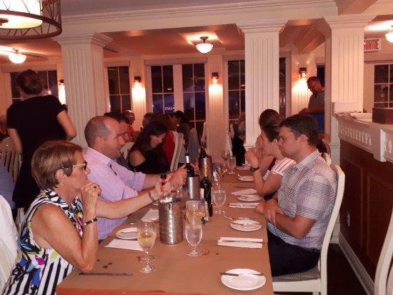 Restaurant et Caetera: la salle à dîner
