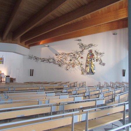 Aprica, Italien: santuario maria ausiliatrice