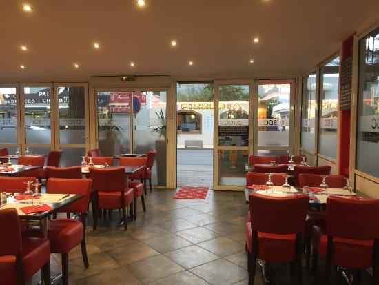 Restaurant O'Bdc: SALLE RESTAURANT