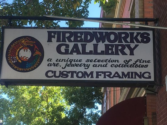 Firedworks Gallery