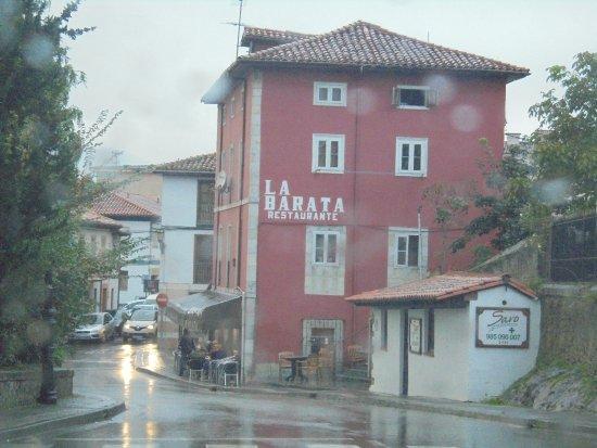 Colombres, Spanje: Buena zona
