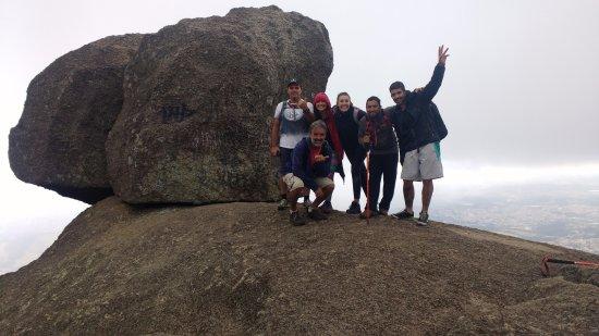 Atibaia, SP: Trilha da Pedra Grande