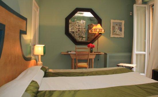 Buonanotte Garibaldi B&B: Tinto room