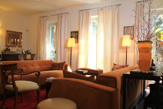 Buonanotte Garibaldi B&B: Living room / Lounge area