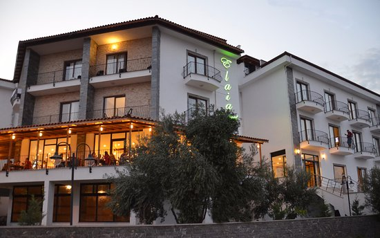 Elaia Thermal & Spa Hotel
