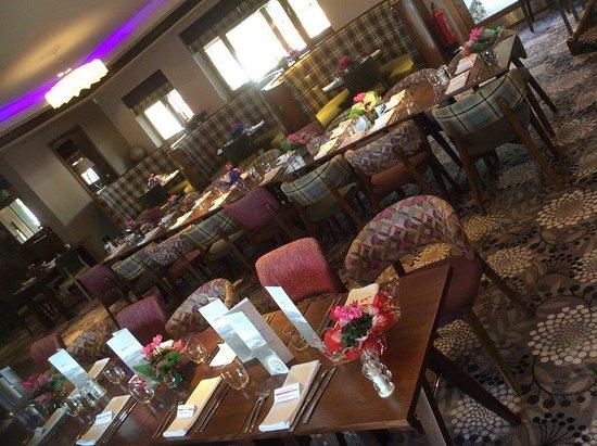 Talybont, UK: Rotary dinner