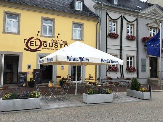 Rehau, Tyskland: El Gusto