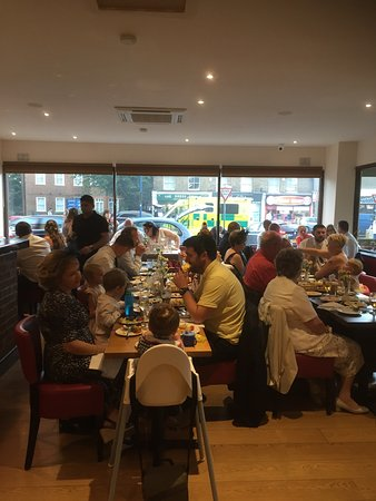 Potters Bar, UK: Bistro the Walk