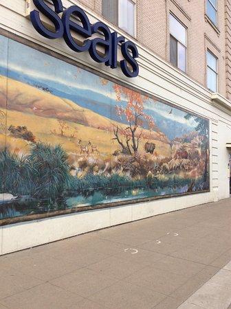 Toppenish, WA: mural