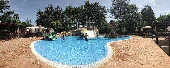 Protur Sa Coma Playa Hotel & Spa: Parque acuático niños