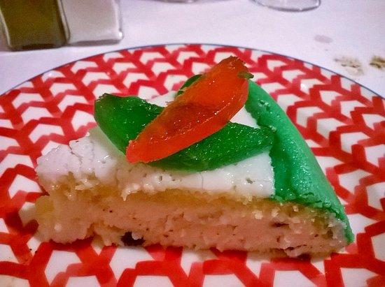 BBQ: la cassata siciliana