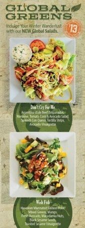 Goodlettsville, TN: Gourmet Dinner Salad