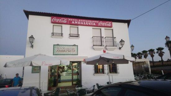 imagen Hotel Restaurante Andalucia en Villanueva de los Castillejos