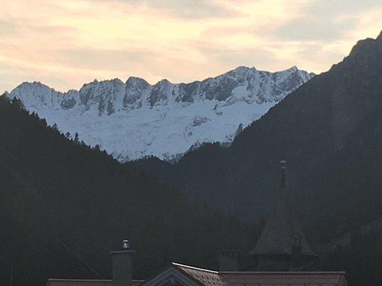 Goschenen, Швейцария: Hotel Zum Weissen Rossli