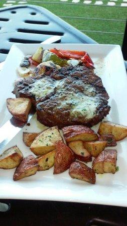Palmerton, Pensylwania: Sirloin steak