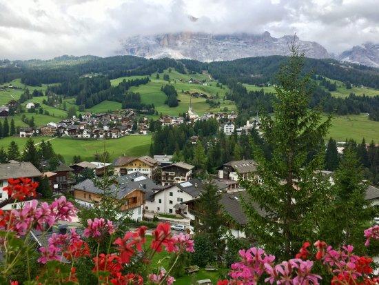 Badia, Italia: view from room 310