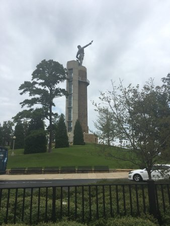 Vulcan Park and Museum : photo2.jpg