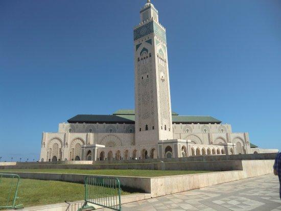 Hassan-II.-Moschee: Mosque