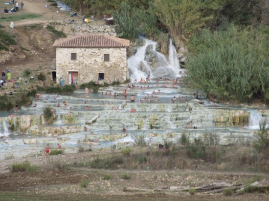 Photo of Cascate del Mulino in Saturnia, , IT