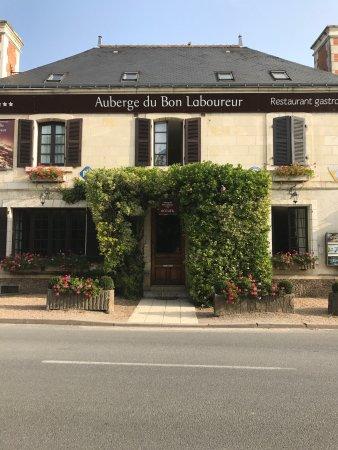 Auberge du Bon Laboureur: Lovely hotel in the Loire Valley