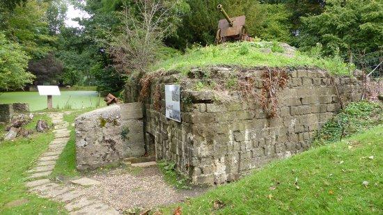 Ieper (Ypres), Belçika: Duitse bunker