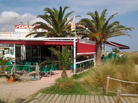 imagen Camping Rio-Mar Bar-Restaurant en Oliva