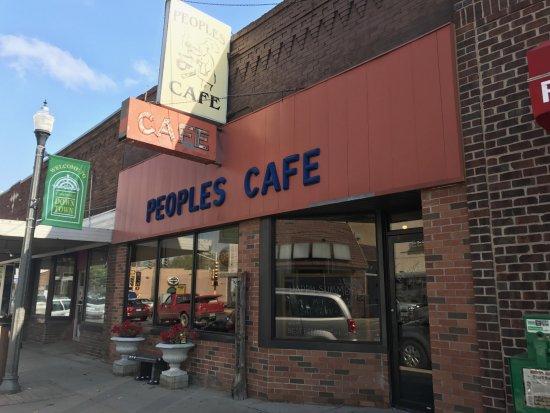 Cambridge, Minnesota: People's Cafe