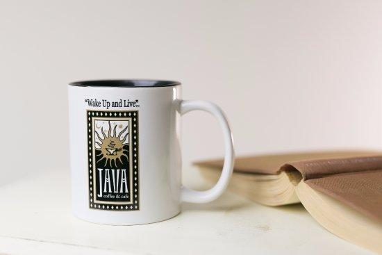 Hailey, ID: Java Logo Mug
