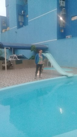 Hotel Lawrence: Piscina