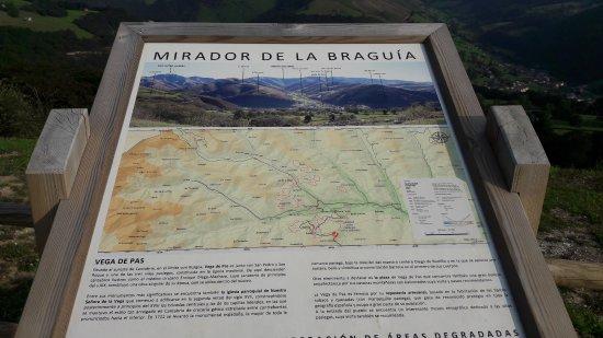 Mirador de la Braguia: Mirador de la Braguía