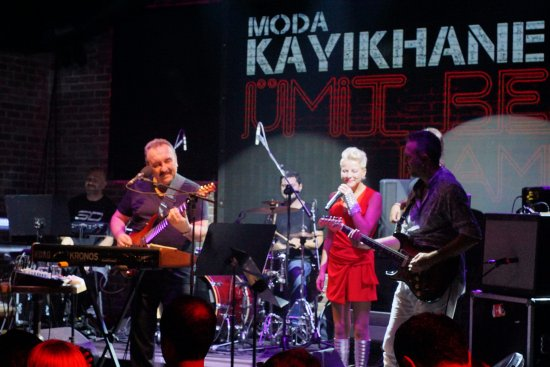 Moda Kayikhane Cafe - Bar & Event Hall