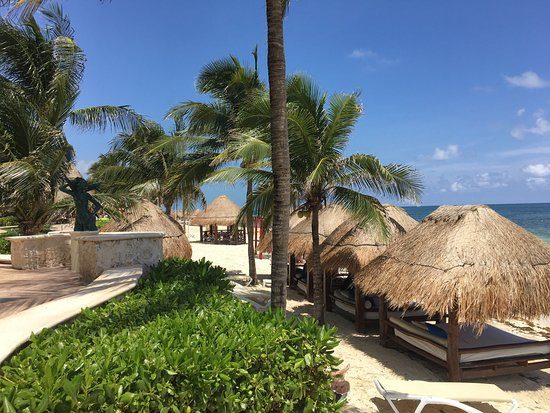 azul beach resort riviera maya picture of azul beach. Black Bedroom Furniture Sets. Home Design Ideas