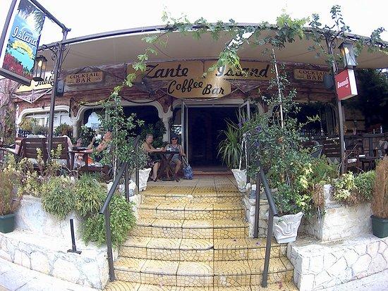 Zante Island Coffee Bar