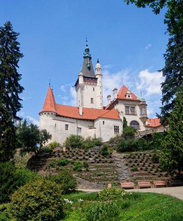 Průhonice, جمهورية التشيك: Замок