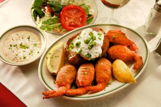 Broussard, LA: Stuffed Shrimp