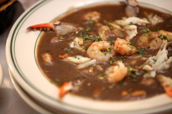 Broussard, LA: Seafood Gumbo