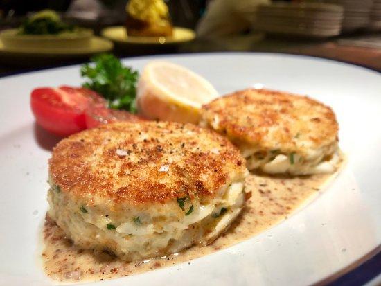 Bethesda, MD: Woodmont Grill - Jumbo Lump Crab Cakes