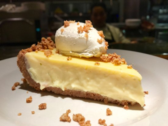 Bethesda, MD: Woodmont Grill - Key Lime Pie