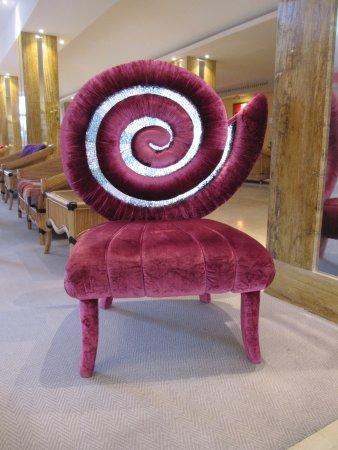 Reina Isabel Hotel: In der Empfangshalle