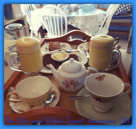 Amamoor, Australia: Tumeric Latte