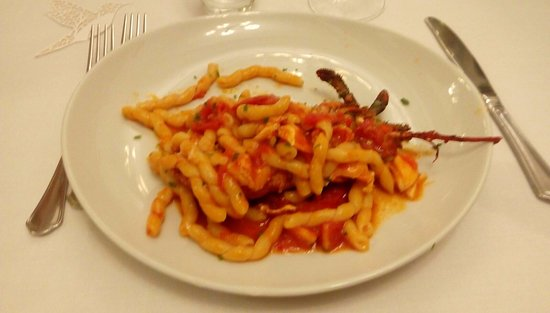 Sant'Antonio Abate, Włochy: pasta all'astice